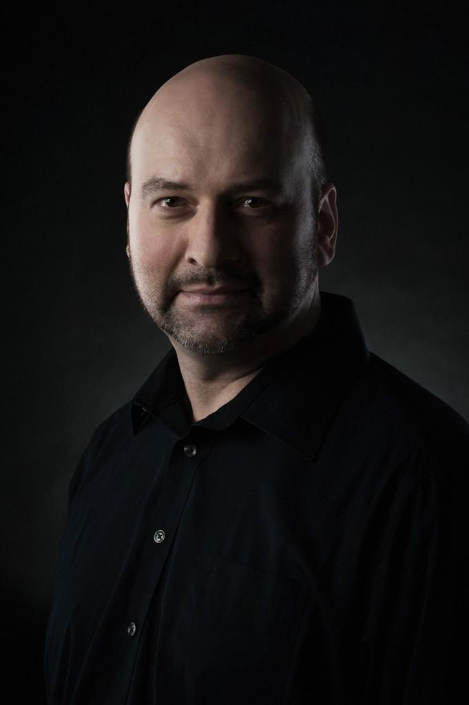 Klaus Meile _ Portraitfoto für die Homepage des Theater HOF
